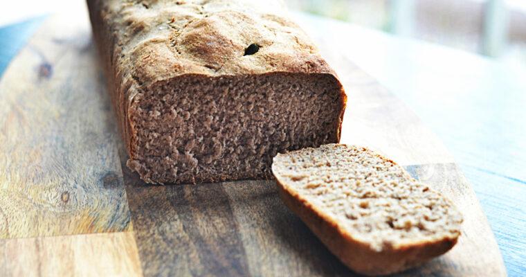 Chlebek pełnoziarnisty